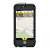 Topeak Weatherproof RideCase iPhone 6 Plus hpllare grå/svart
